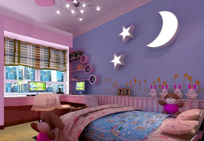 儿童房装修需谨慎